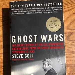 Ghost Wars, Steve Coll book
